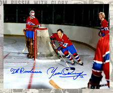 """Yvan Cournoyer Montreal Canadiens Autographed 8x10 """"The Roadrunner"""""""