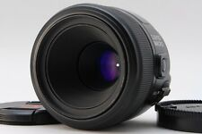 【C Normal】 SONY AF 50mm f/2.8 MACRO Lens SAL50M28 for Minolta From JAPAN #2721