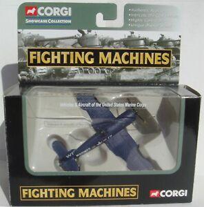 "Corgi Showcase Collection Vought F4U Corsair USMC, ""Daphne C"" CS90392"