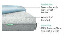 New Newton Baby Waterproof Crib Mattress Breathable Hypoallergenic