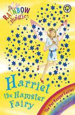 Harriet the Hamster Fairy (Rainbow Magic), Daisy Meadows | Paperback Book | Good