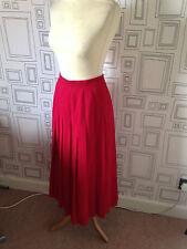 Secretary/Geek 1970s 100% Wool Vintage Skirts for Women