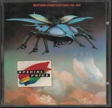 Various Funk(CD Album)Motown Chartbusters V. 6-VG