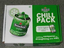New In The Box Heineken Beer Chill Pack For Draughtkeg Ice Pack