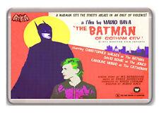THE BATMAN OF GOTHAM CITY 1973 FRIDGE MAGNET IMAN NEVERA