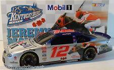 Jeremy Mayfield 1999 Action BWB 1/24 #12 MOBIL 1 125th Kentucky Derby NASCAR