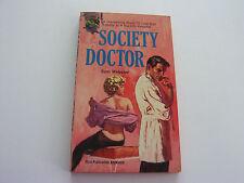 SOCIETY DOCTOR  1964   SAM WEBSTER   LUSTY HOSPITAL SEX    FINE-