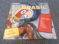 """TRIO SURDINA - AQUARELA DO BRASIL 10"""" LP / RARE ORIGINAL MUSIDISC BRAZIL DL-1004"""