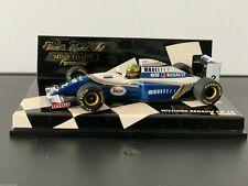 Minichamps F1 1:43 Williams Renault Ayrton Senna FW16 1994
