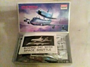 Academy Space Shuttle & NASA Transport 1/288 Scale Model kit FA007-3500  25% OFF