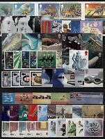 GB 2002 Commemorative Stamps~Year Set~Unmounted Mint~no m/s~UK Seller