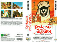 (VHS) Lawrence von Arabien - Peter O'Toole, Alec Guinness, Anthony Quinn  (1962)