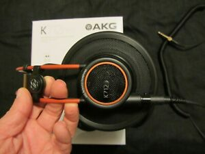 AKG K 712 Headphones. Made is Europe. Good used condition. Boxed.