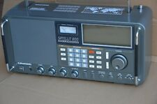 inner chassis and back Grundig Satellit 800 front