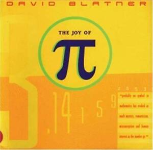 The Joy of Pi Hardcover David Blatner