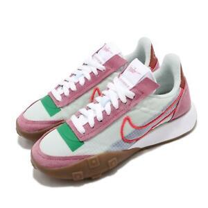 Nike Wmns Waffle Racer 2X Desert Berry Crimson Gum Women Lifestyle CK6647-600