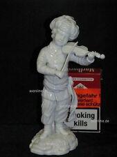 . Höchst Prototyp Figur Porzellan Türkische Kapelle Violinist Geigenspieler