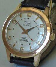 "RADO ""ferrotex automatic"" montre homme 1950/59"