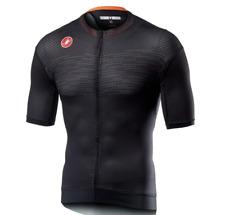 Castelli Cycling Insider Jersey Light Black Size Large