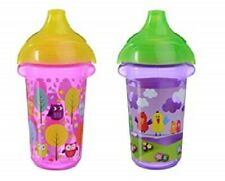 Munchkin- 2 Pack Click To Lock Sippy Cups