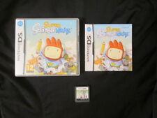 DS : SUPER SCRIBBLENAUTS - Completo, ITA ! Immagina, crea, risolvi ! 3DS 2DS