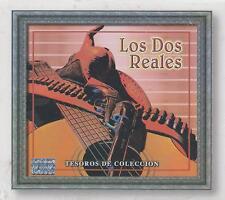CD - Los Dos Reales NEW Tesoros De Coleccion 3 CD's FAST SHIPPING !