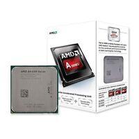 AMD A4-6300 3.7GHz Turbo 3.9GHz Dual Core HD8370D Graphics Desktop FM2 APU CPU