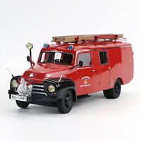MMINIATUR Modellbau FREIW. FEUERWEHR STADT WEISSENHORN Feuerwehrauto Modell