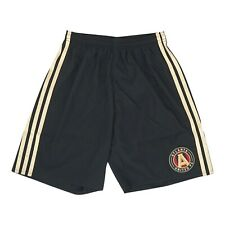 Atlanta United FC MLS Adidas Men's Black Team Shorts