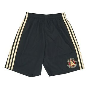 Atlanta United FC MLS Adidas Men's Black Team Shorts