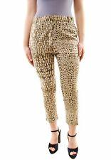 One Teaspoon Women's Dundee Snake Print Pants Size AU 8 BCF71