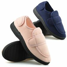 ladies wide fit slippers | eBay