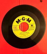 """David Rose e La Sua Orchestra Love Is A many Splendored ThingLp Vinyl 45 Giri 7"""""""