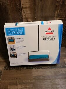 NEW Bissell Easy Sweep Compact Handheld Manual Sweeper Factory Sealed