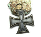 Antique WWI German Iron Cross 1813-1914 Large Medal