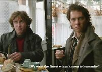 """Reproduction """"Withnail And I """", Finest Wines Quote Poster, Classics, Wall Art"""
