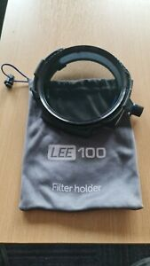 Lee Filters 100mm Holder And Filter And Carry Bag