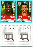 "RARE !! Sticker ROOKIE Clement LENGLET ""FRENCH FOOT 2016-2017"" Panini"