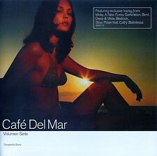 CAFE DEL MAR VOLUMEN SIETE / CD - TOP-ZUSTAND