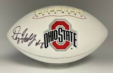 Dwayne Haskins Signed Full Size Ohio State Buckeyes Football Beckett BAS COA