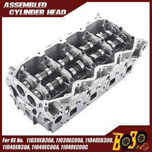 Assembled Cylinder Head YD25 D40 for Nissan Pathfinder Navara 16 Valves 2.5DDTI