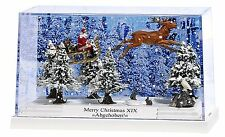 Busch 7659 HO: Mini-Scène: Merry Christmas XIX