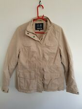 Womesn Musto Beige Jacket Coat Size 14 Outdoor insulated warm thermal jacket