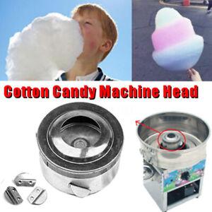 10.5x5.5cm Cotton Candy Machine Head Sugar Candy Floss For Cotton Mak