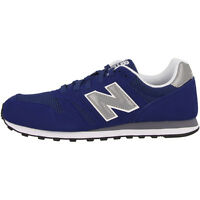New Balance ML 373 BLU Schuhe blue silver ML373BLU Sneaker blau M373 410 574 554