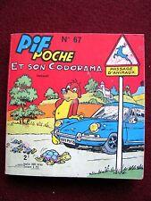 Pif  POCHE  / N° 67 Mars 1971 Bel etat