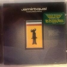 Jamiroquai : Jamiroquai - Travelling Without Moving - [CD]