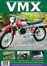 VMX Vintage MX & Dirt Bike AHRMA Magazine -ISSUE #65