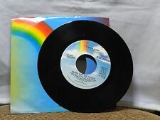 READY FOR THE WORLD MARY GOES 'ROUND / IT'A ALL A GAME 45 RPM M-