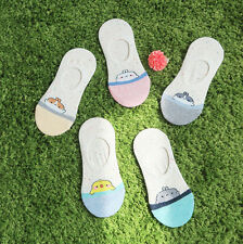 Molang Womens Low Cut Short Casual Soft Comfortable Socks 5-8 Size 5 Pairs